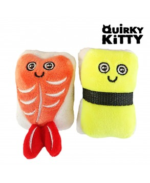Kooky Sushi Toy for cats - R2P Pet