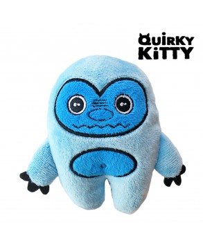 Kooky Yeti Toy for cats - R2P Pet