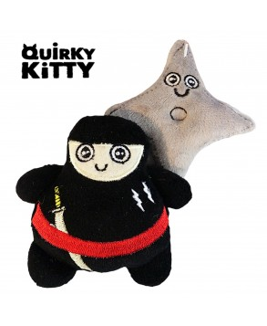 Kooky Ninja Toy for cats - R2P Pet