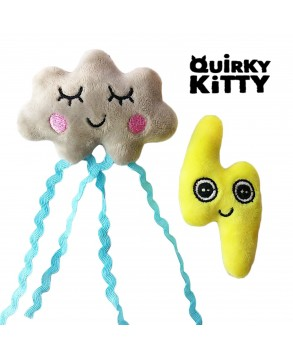 Kooky Stormy Toy for cats - R2P Pet