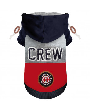 Crew Milk&Pepper Dog Hoody