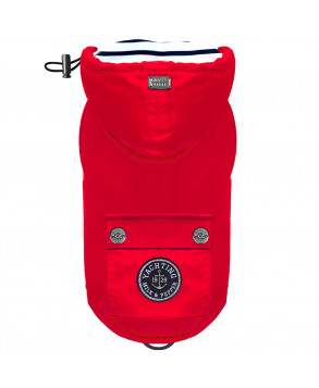 Red Babord Raincoat